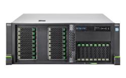 FUJITSU Server PRIMERGY TX1330 M4 rack front 3D