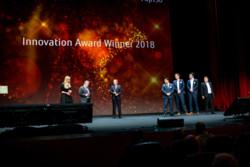 EMEIA SELECT Innovation Award Finalists 2018