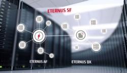 ETERNUS AF and ETERNUS DX Image video -German version
