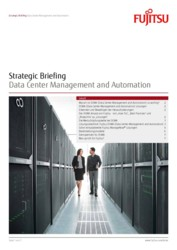 Data Center Management and Automation - Strategic Briefing