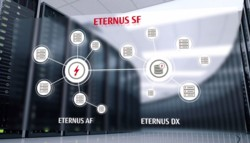 ETERNUS AF and ETERNUS DX Image video -german version short