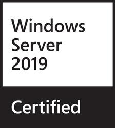 Windows Server 2019 Certified