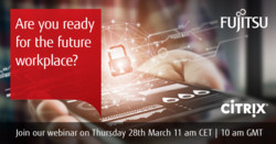 Social Media Posts- Webinar - Embracing the digital workplace to deliver excellent business outcomes