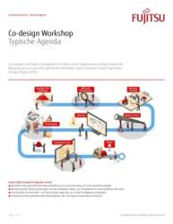 Co-creation Workshop - Typical Agenda (German)