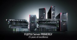 FUJITSU Server PRIMERGY: 25 Years of Excellence