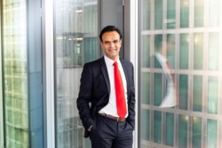 Santosh Wadwa, Head of CCD & Channel Sales Central Europe bei Fujitsu