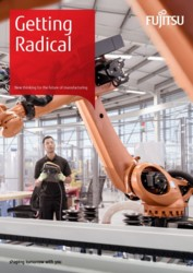 Future of manufacturing vision - Getting Radical