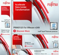 Web Banner: PRIMEFLEX for VMware vSAN (various formats)