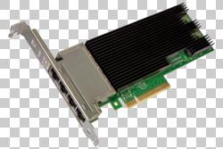 Eth PLAN EP X710-T4 4x10GBASE-T