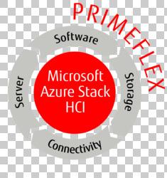 Logo: PRIMEFLEX for Microsoft Azure Stack HCI