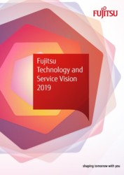 Fujitsu Technology and Service Vision 2019