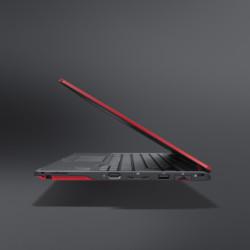 FUJITSU Tablet LIFEBOOK U939X - Product Image side angle red