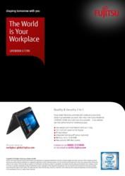 LIFEBOOK U729X TWIYW Brochure