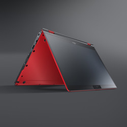 FUJITSU Tablet LIFEBOOK U939X - Product Image tent-view red