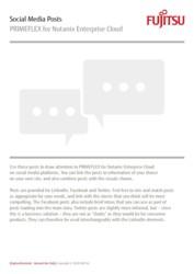 Nutanix Enterprise Cloud on PRIMERGY
