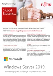 Windows Server 2008 End-of-Support Flyer