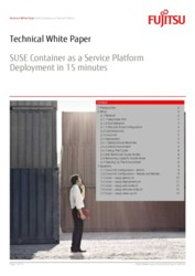 SUSE Container as a Service Platform Deployment in 15 Minutes