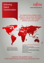 Fujitsu Capabilities Poster