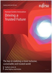 Corporate Global Campaign 2019 - Driving a Trusted Future - Poster