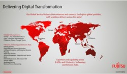 Fujitsu Capabilities PPT slides - Europe, UK & Global