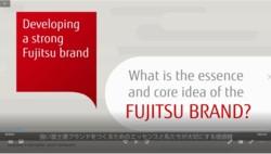 Fujitsu Brand Education Video - Japanese