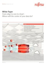 White Paper - From edge to core to cloud