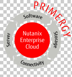 Nutanix Enterprise Cloud on PRIMERGY