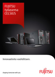Flyer FUJITSU Workstation CELSIUS Family (FI)