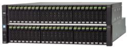 ETERNUS DX200  S5 - right view + expansion shelf