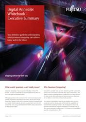 Digital Annealer Whitebook - Exec Summary