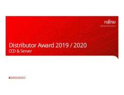 Distributor Award 2020 - framework