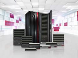 ETERNUS AF/DX Primary Storage Family - Cube Background