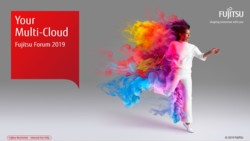 Fujitsu Forum 2019 - Multi-Cloud Breakout Session Slides