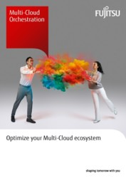 Multi-Cloud Orchestration brochure