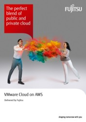 VMware Cloud on AWS brochure