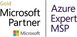 Microsoft Expert MSP badge