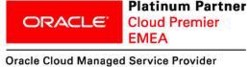 Oracle MSP badge