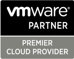 VMware Premier Cloud Provider Badge