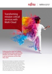 Fujitsu and VMware expert article - Mission-Critical in the Multi-Cloud