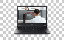 LIFEBOOK E559 screen content edition - front side