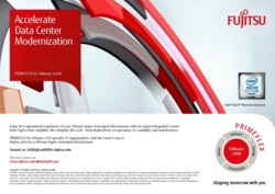 Print-Ad: PRIMEFLEX for VMware vSAN (landscape)