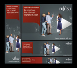Co-creating Data-Driven Transformation - Web Banner Pack
