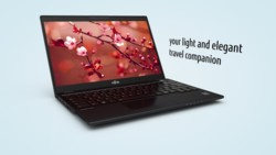FUJITSU Notebook LIFEBOOK Family Animation (With Intel Endcard)
