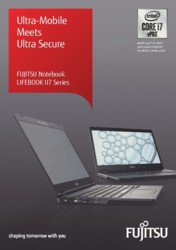 FUJITSU Notebook LIFEBOOK U7x10 Brochure