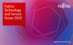 Fujitsu Technology and Service Vision 2020 web banners