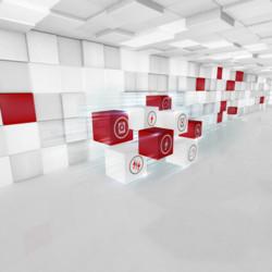 SDS Software Defined Storage - Cube Room