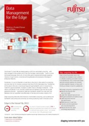 Data Management for the Edge (APAC)