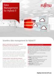 Data Management for Hybrid IT APAC