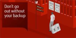 Data Protection - Social Media Banner (animated-Motiv A)
