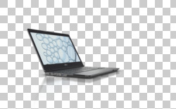 FUJITSU Notebook LIFEBOOK U7410 - left side view